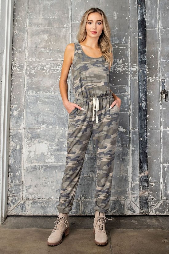Hidden Secrets Jumpsuit