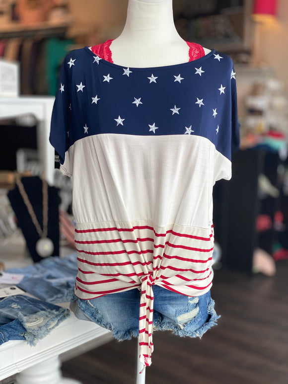 God Bless America Top