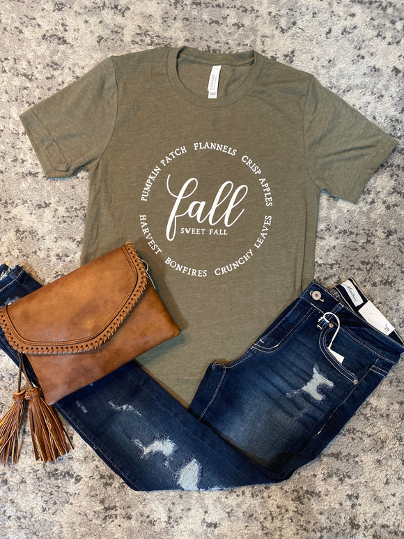 Sweet Fall Graphic Tee