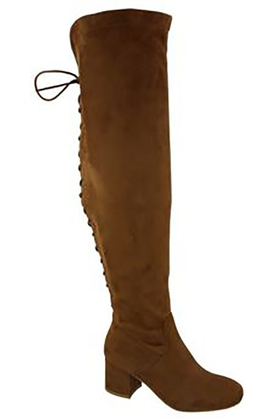 Stella Boot (Chestnut)