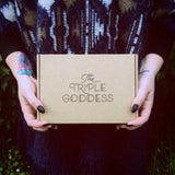 The Goddess Box (October) - The Triple Goddess