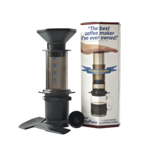 The Classic AeroPress Coffeemaker (Serves 1)