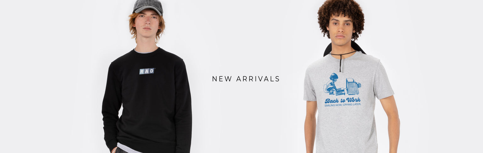 Men | NEW ARRIVALS
