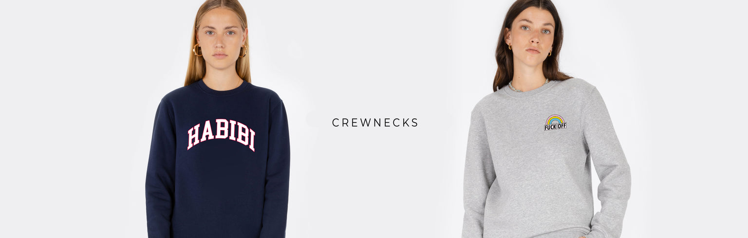 Women | Crewnecks