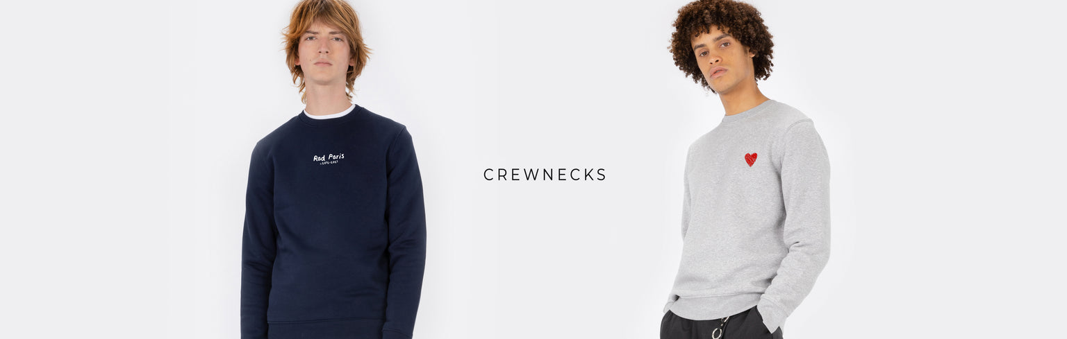 Men | Crewnecks