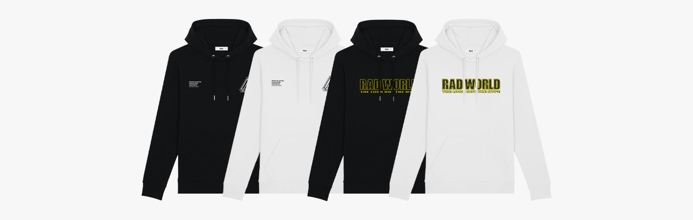 Drop 01 | Hoodies