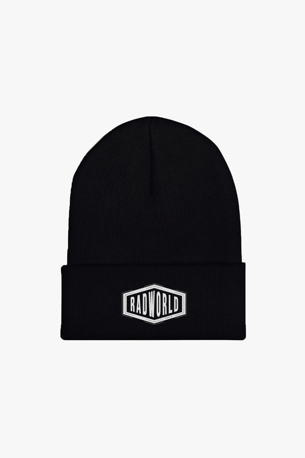 Beanie Black The Look Not The Hype