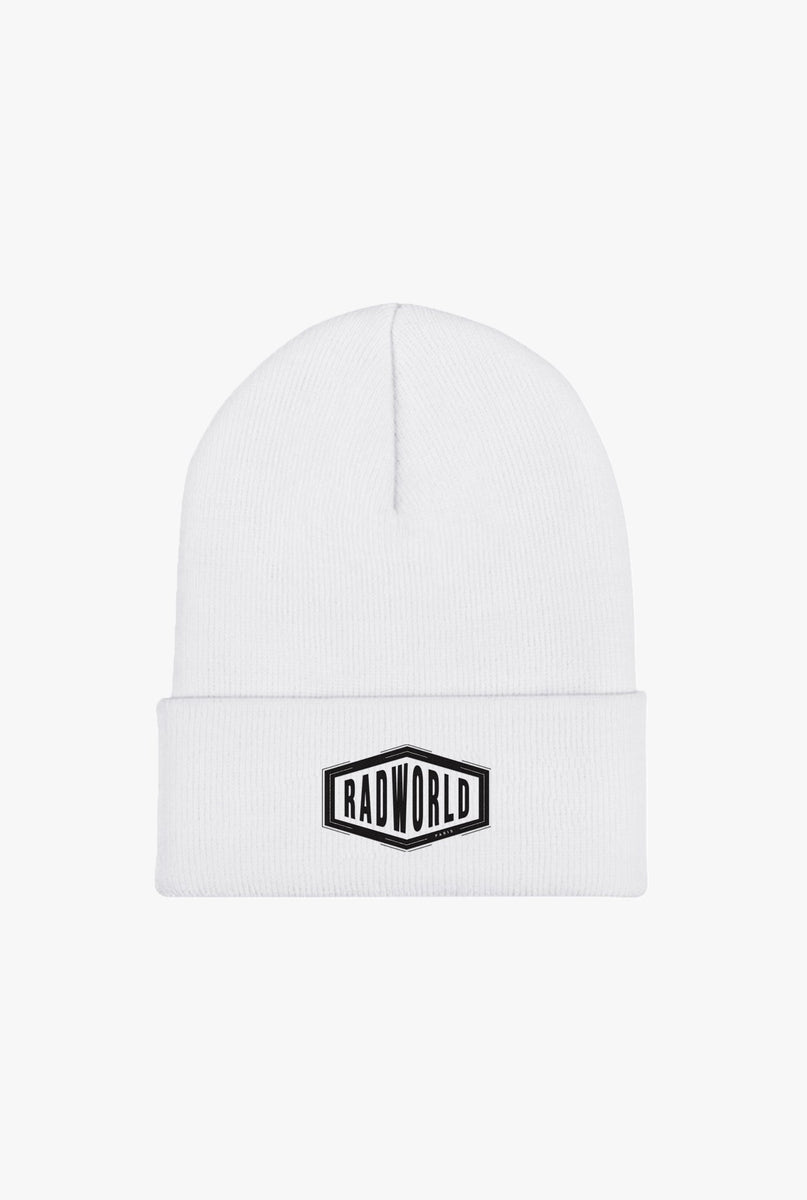 Beanie White The Look Not The Hype