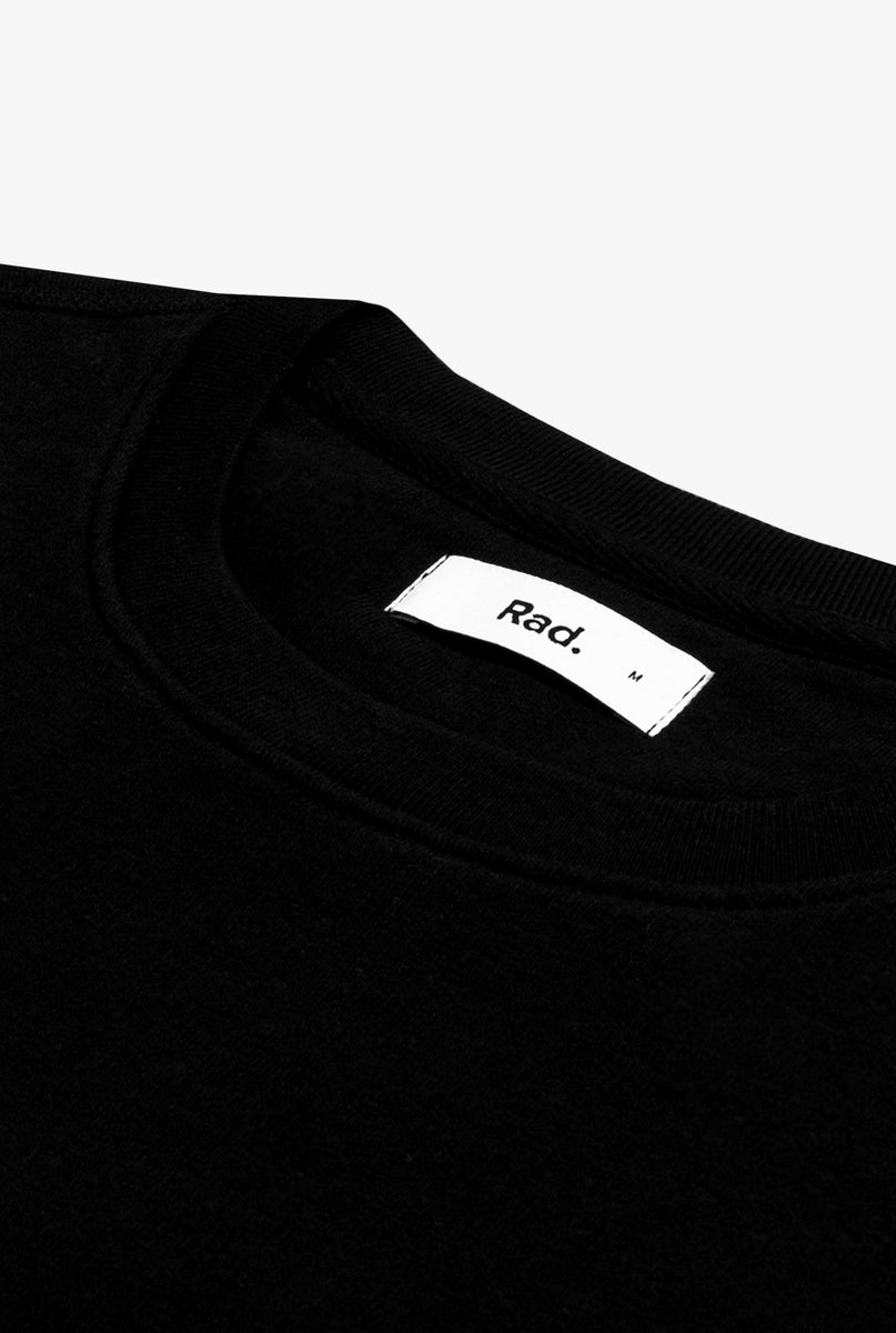 Crewneck Black Basics