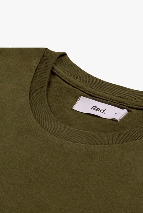 T-Shirt S/S Khaki Triforce