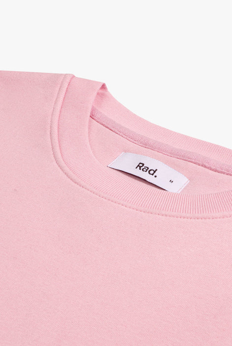 Crewneck Pink Woman's Right