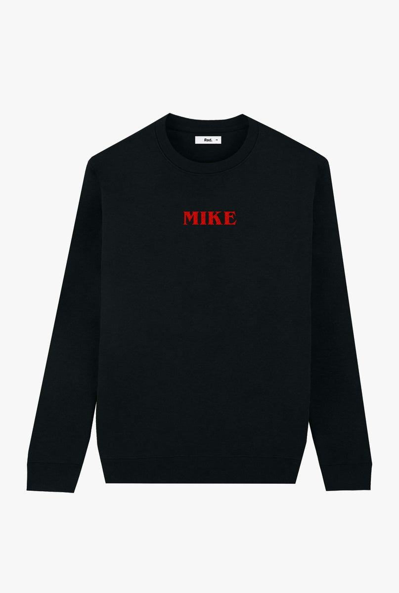 Crewneck Black Mike