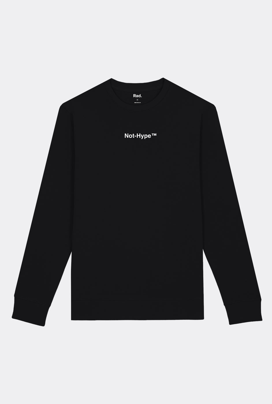 Crewneck Not Hype
