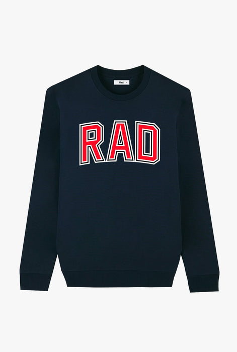Crewneck Navy College