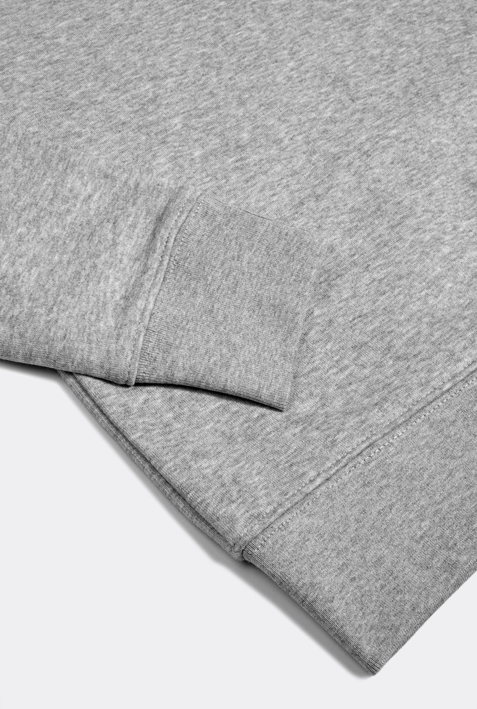 Crewneck Heather Grey Hands of Love