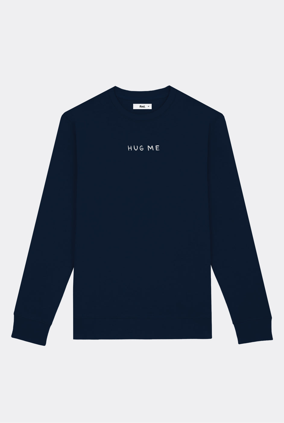 Crewneck Hug Me - Embroidered