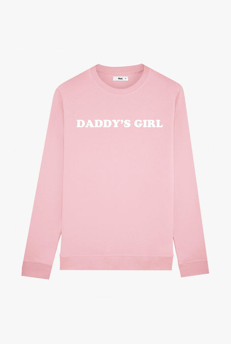 Crewneck Pink Daddy's Girl