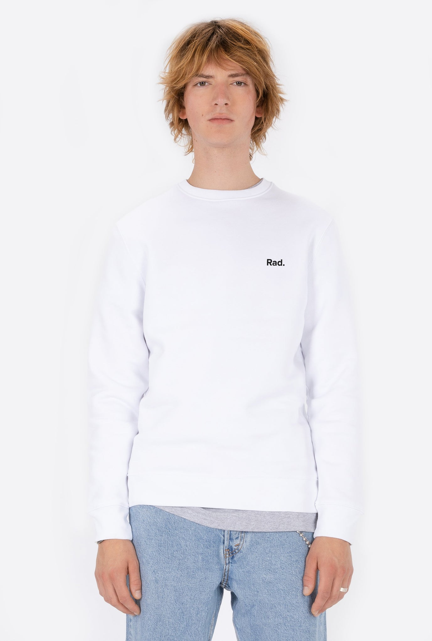 Crewneck Classic Rad - Embroidered
