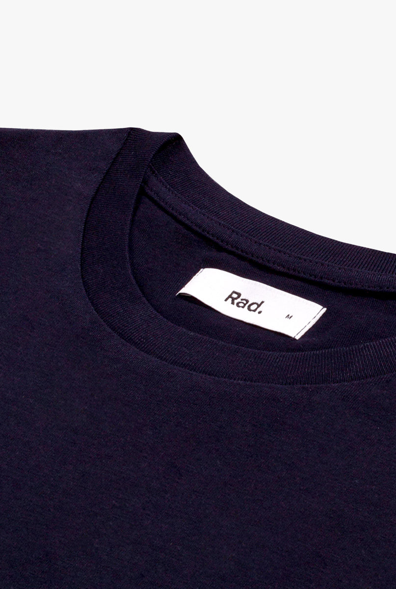 T-Shirt S/S Navy Protect