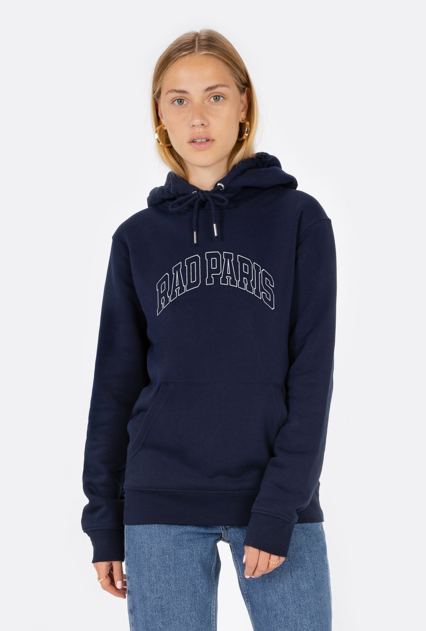 Hoodie Rad Paris - Embroidered