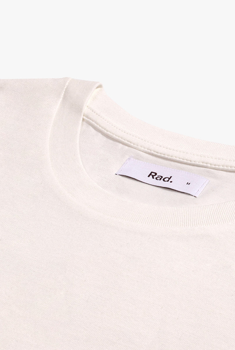 T-Shirt S/S Off White Magnifying