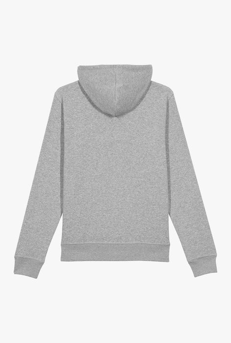 Hoodie Heather Grey Social Media
