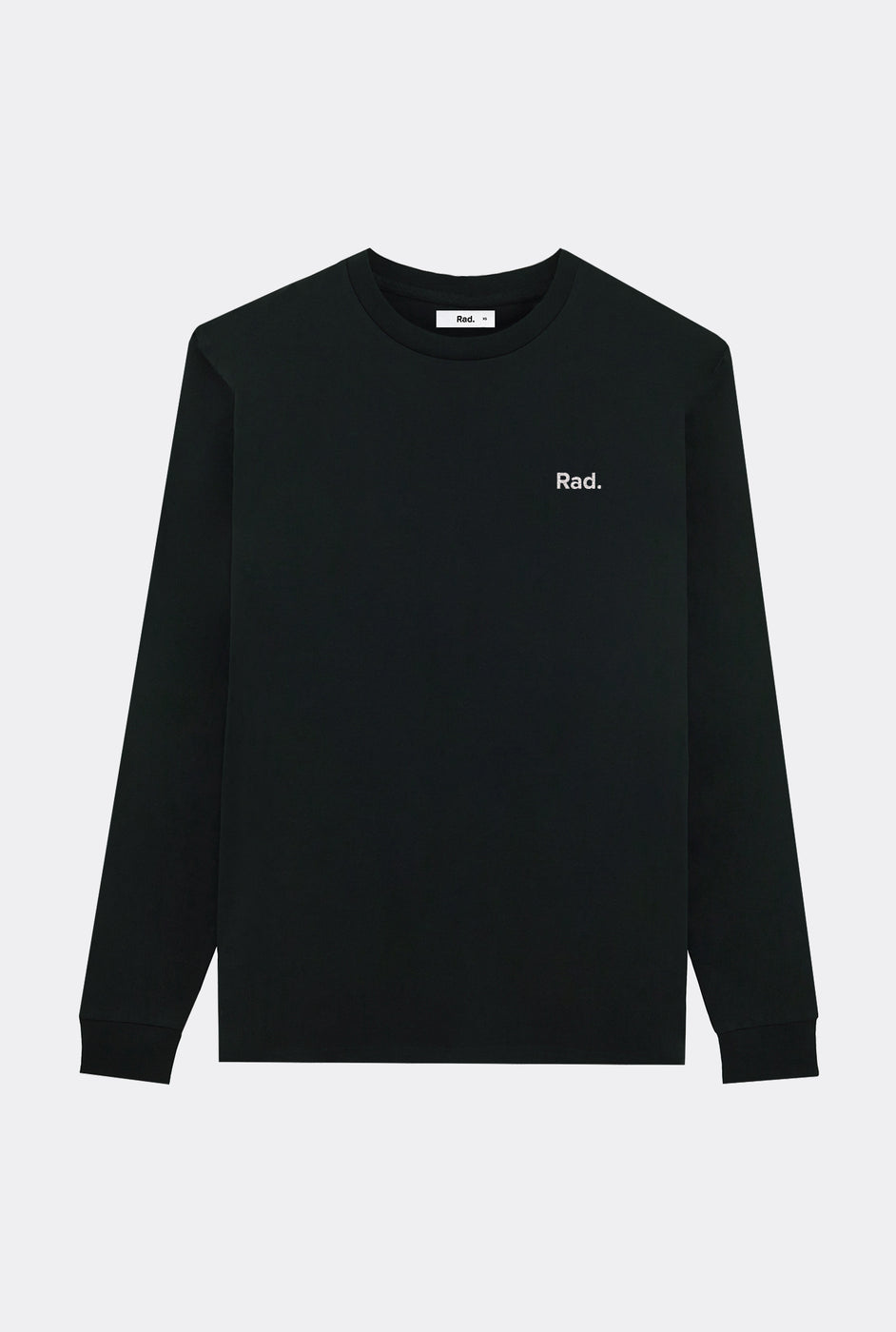 T-Shirt L/S Classic Rad - Embroidered