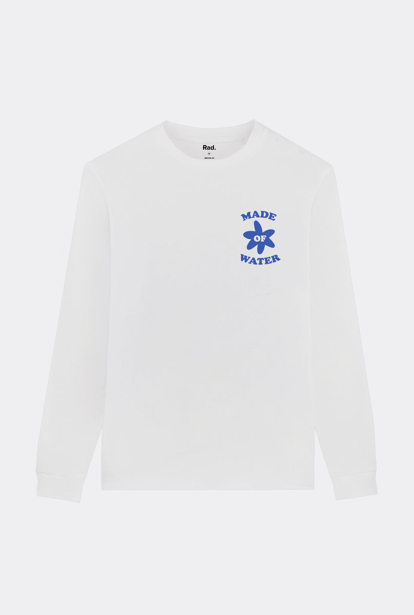 T-Shirt L/S Made Of Water