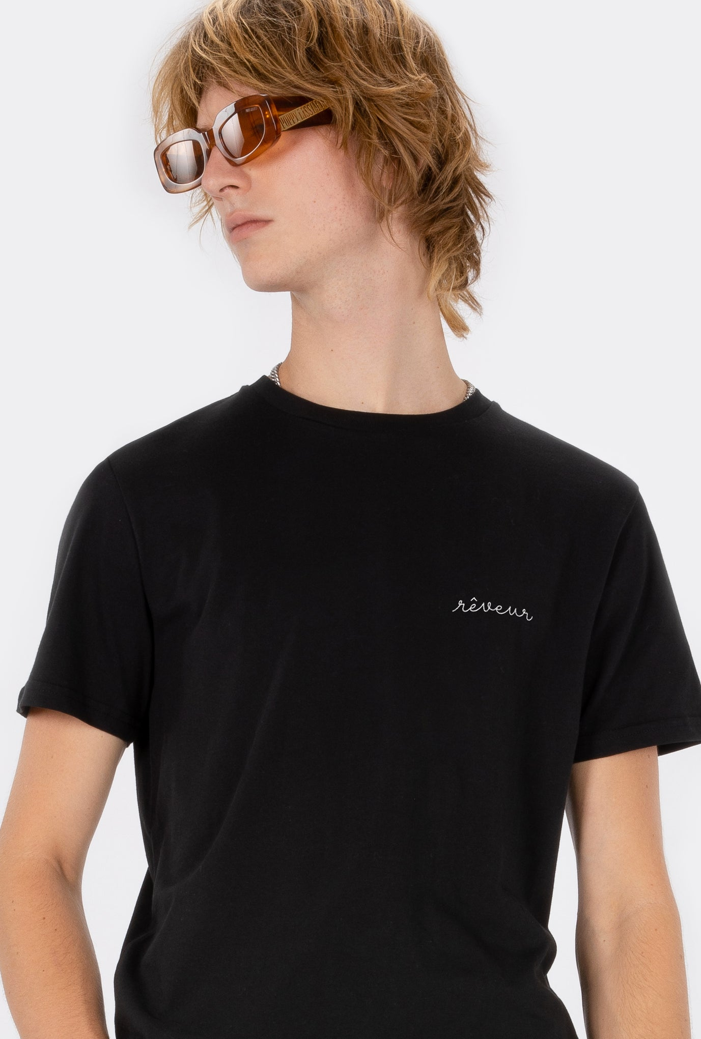 T-Shirt S/S Rêveur - Embroidered