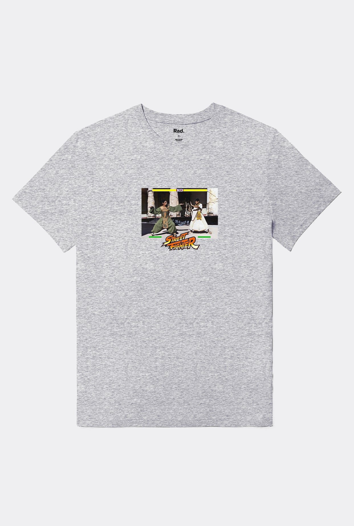 T-Shirt S/S Street Fighter