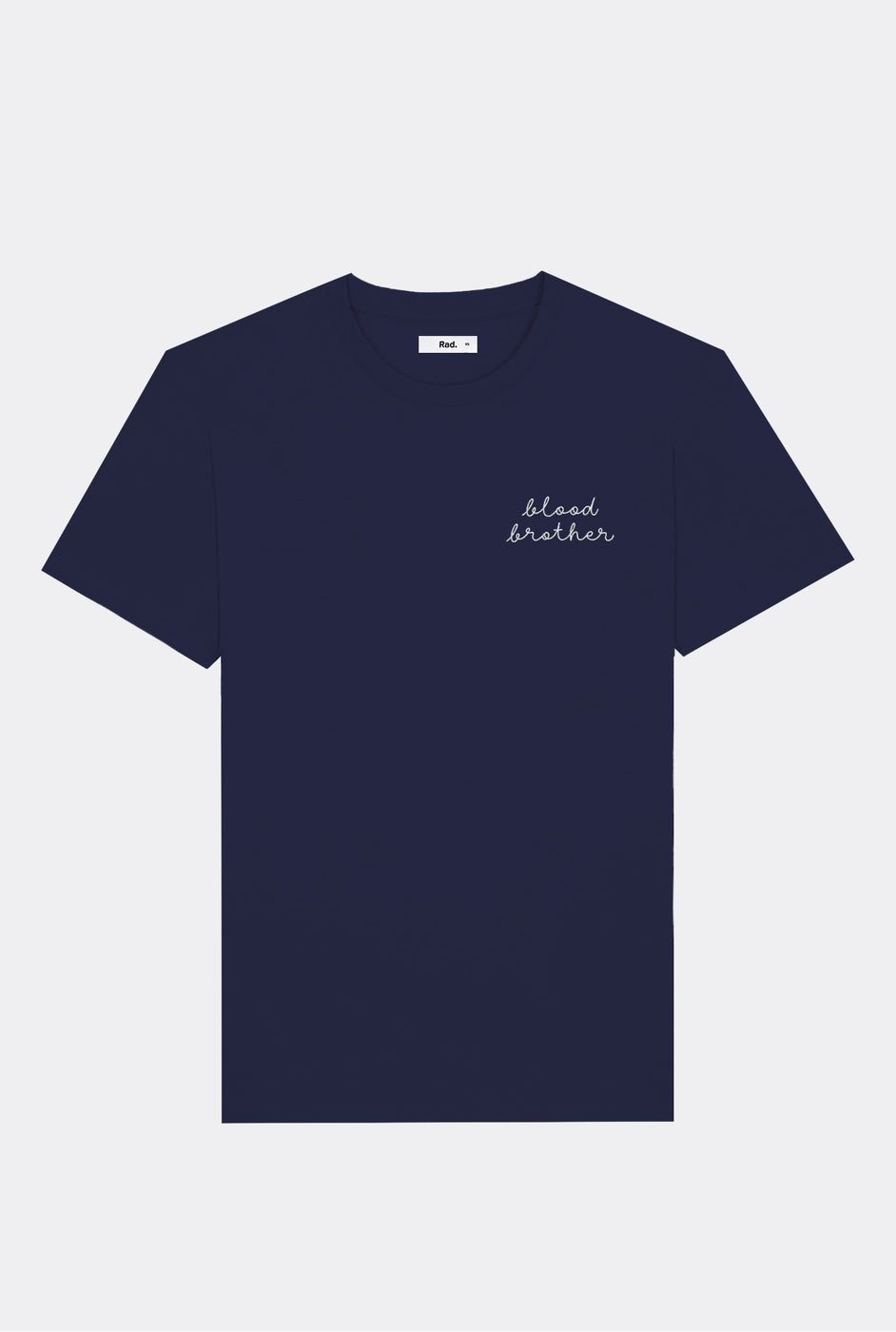 T-Shirt S/S Blood Brother - Embroidered