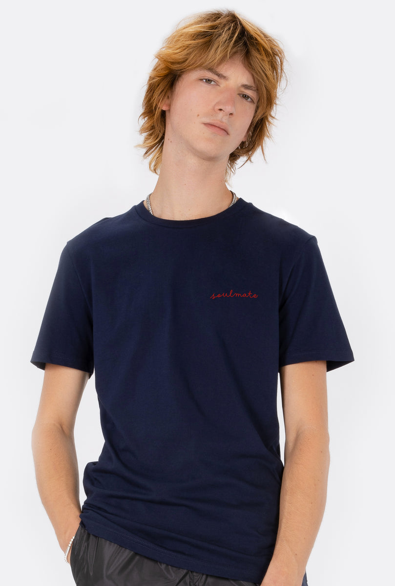 T-Shirt S/S Soulmate - Embroidered
