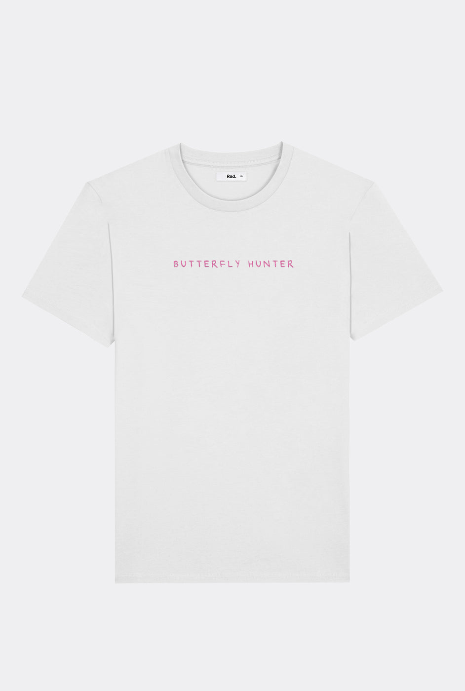 T-Shirt S/S Butterfly Hunter - Embroidered