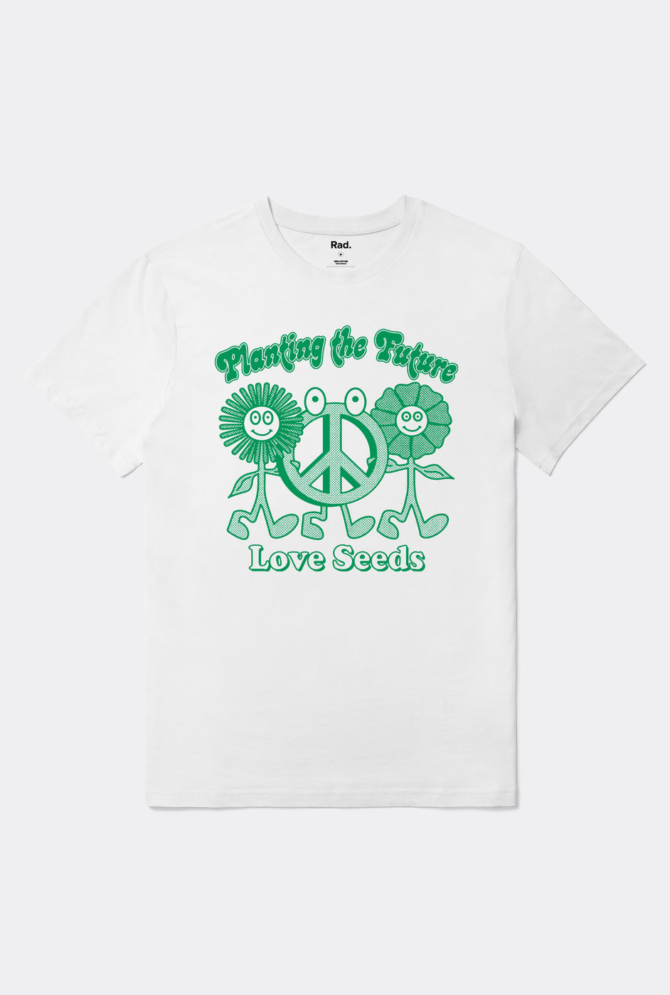 T-Shirt S/S Love Seeds