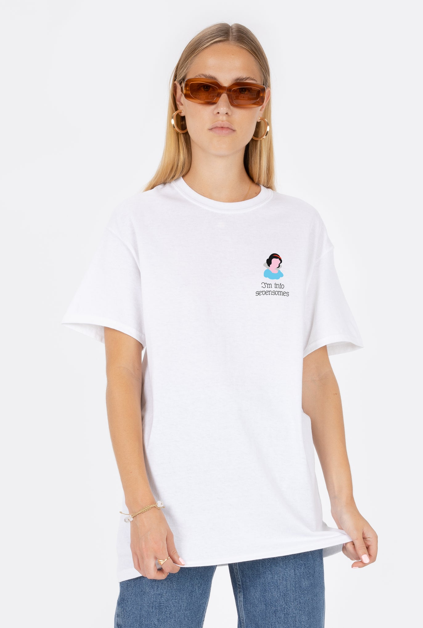 T-Shirt S/S Snow White