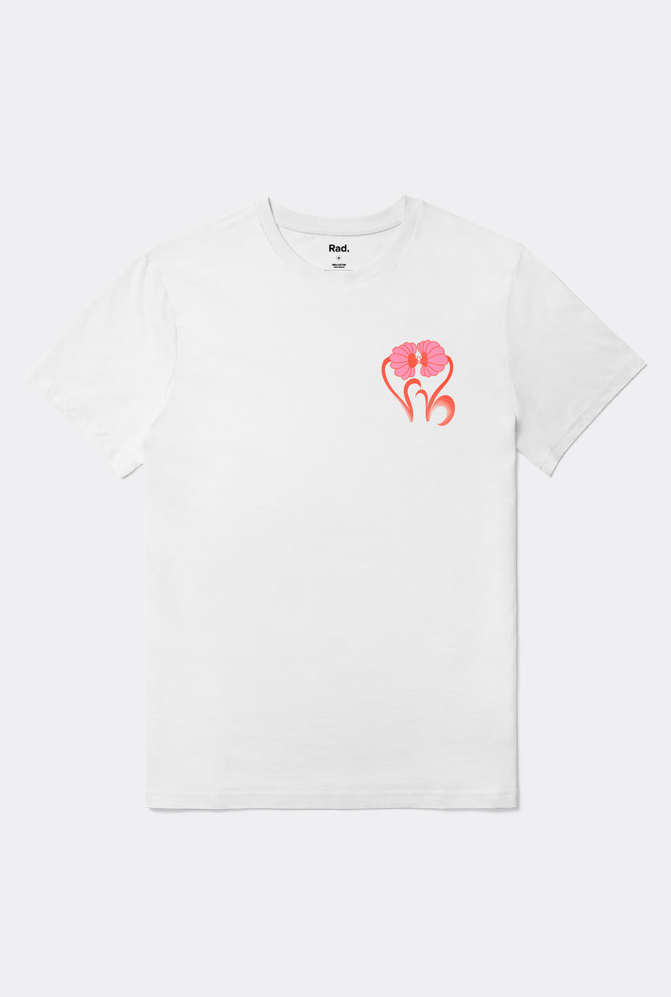 T-Shirt S/S Kissing Flowers