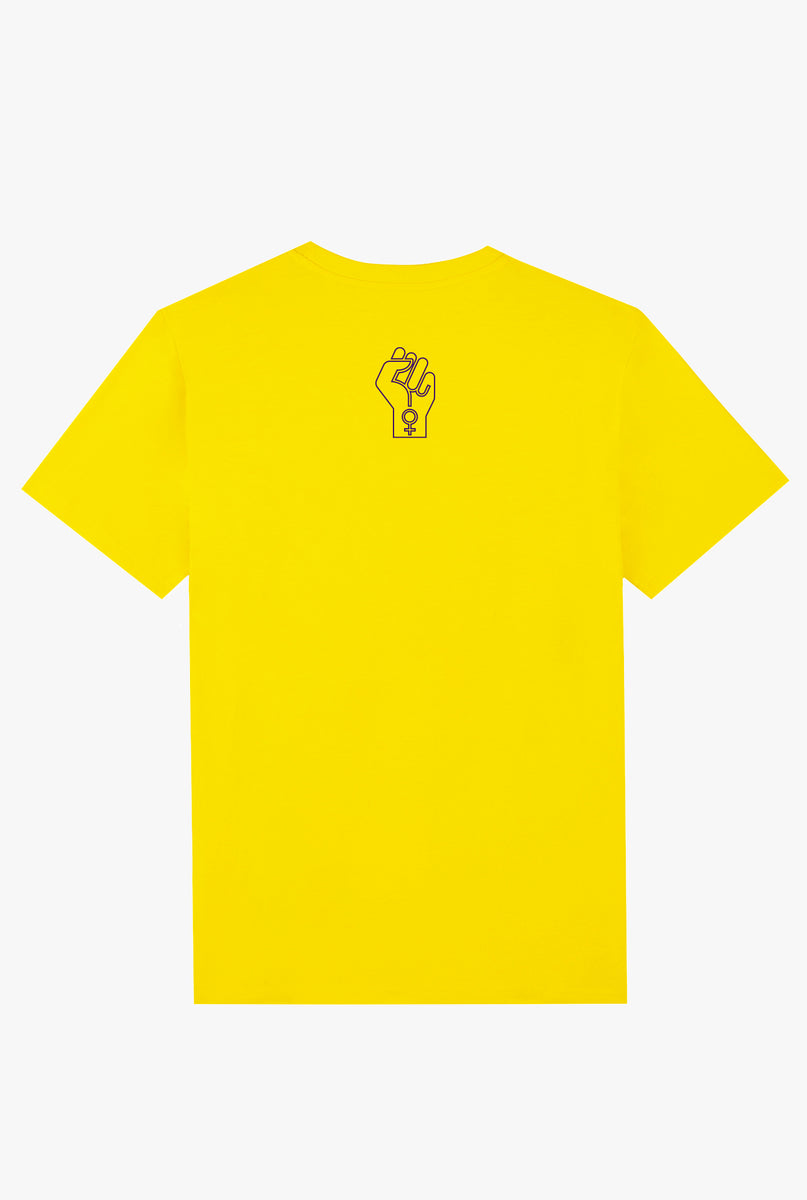 T-Shirt S/S Yellow Protect