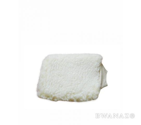 Wash Mitt with White Cuff  11''x8'' | CarWashCloth