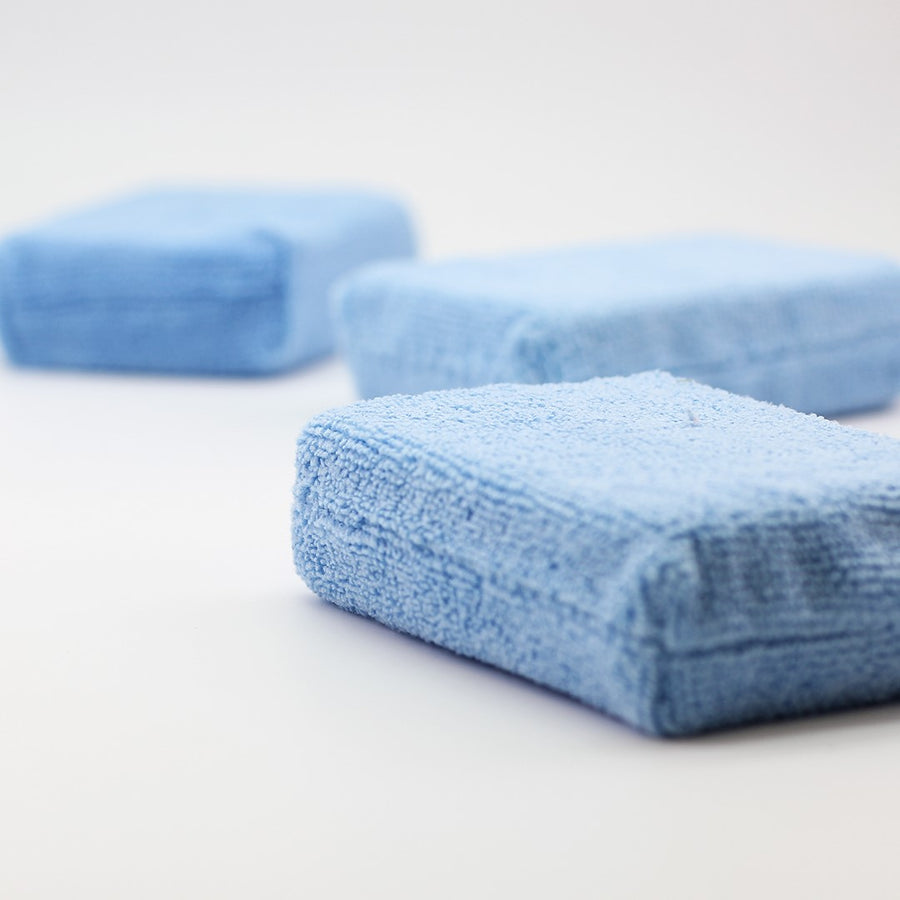 "Microfiber Applicator 2""x3""x5"" Pack of 8 