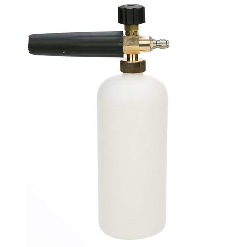 CarWashCloth 32 oz Fluid Pressure Foam Gun White | US Seller | Free Shipping