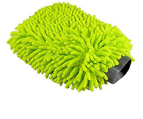 CarWashCloth Microfiber Super THICK Wash Mitt