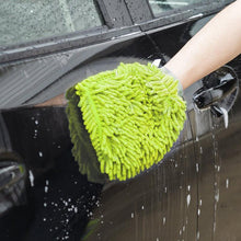 Load image into Gallery viewer, CarWashCloth Microfiber Super THICK Wash Mitt