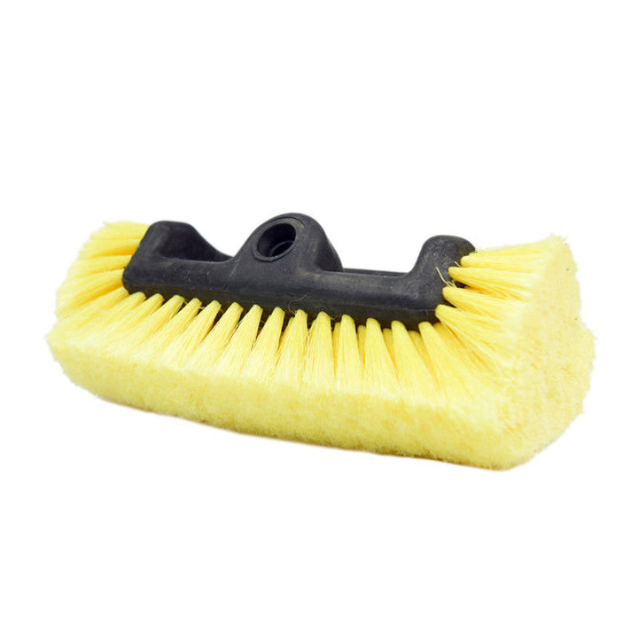 CarWashCloth Brush Head 10″ Flow Quad Level Yellow