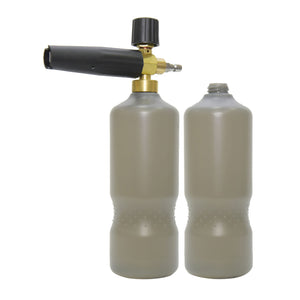 Fluid Pressure Foam Gun 32oz White | CarWashCloth