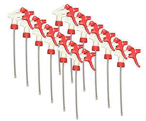 Replacement Trigger Sprayers 12 Pcs for 32 oz Bottle