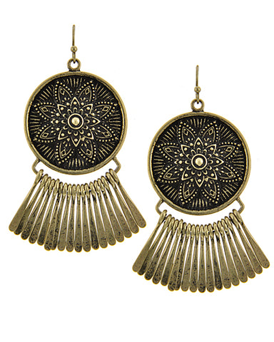 Ancient Tribe - Earrings - Global Goddess Homewares