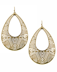 African Dreaming - Earrings - Global Goddess Homewares