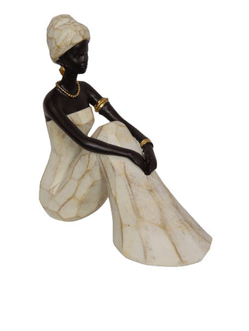 Tribal Wisdom - Statue - Global Goddess Homewares