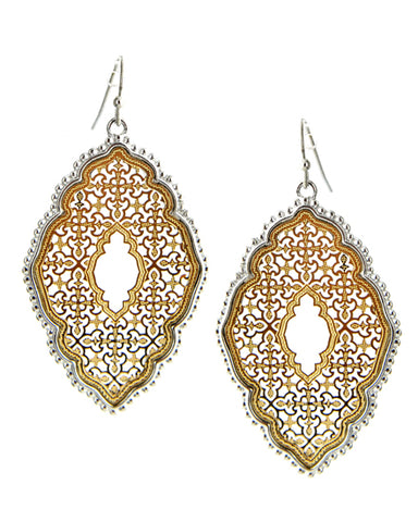 Arabian Nights - Earrings - Global Goddess Homewares