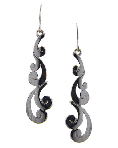 Carved in Ubud - Earrings - Global Goddess Homewares